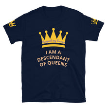 Load image into Gallery viewer, Queen Short-Sleeve Unisex T-Shirt