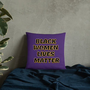 Created Equal Basic Pillow
