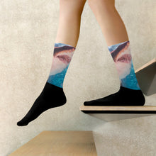 Load image into Gallery viewer, Shark Socks