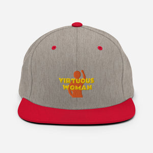 Virtuous Woman Snapback Hat