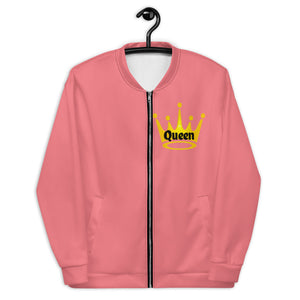 Queen Unisex Bomber Jacket