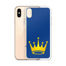 Load image into Gallery viewer, Crown iPhone Case