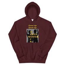 Load image into Gallery viewer, Black Lives Matter Unisex Hoodie