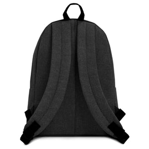 Praises Up Embroidered Backpack