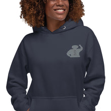 Load image into Gallery viewer, Black Women Lives Matter- Unisex Hoodie