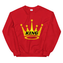 Load image into Gallery viewer, King Unisex Sweatshirt