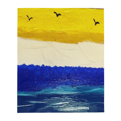 Art Throw Blanket - Shannon Alicia LLC
