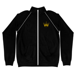 Crown Piped Fleece Jacket