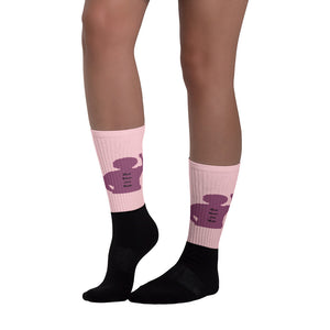 Black Women Lives Matter Socks