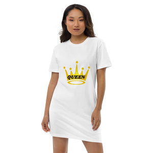 Crown Organic cotton t-shirt dress