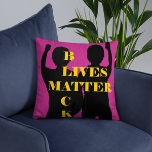 Black Lives Matter Basic Pillow