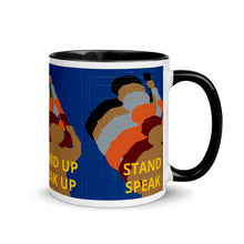 Load image into Gallery viewer, Stand Up Mug with Color Inside