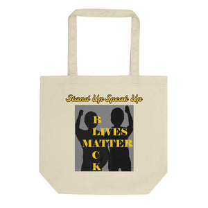 Black Lives Matter Eco Tote Bag - Shannon Alicia LLC