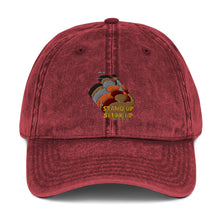 Load image into Gallery viewer, Stand Up-Speak Up Vintage Cotton Twill Cap