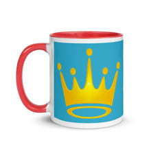 Load image into Gallery viewer, King Mug with Color Inside