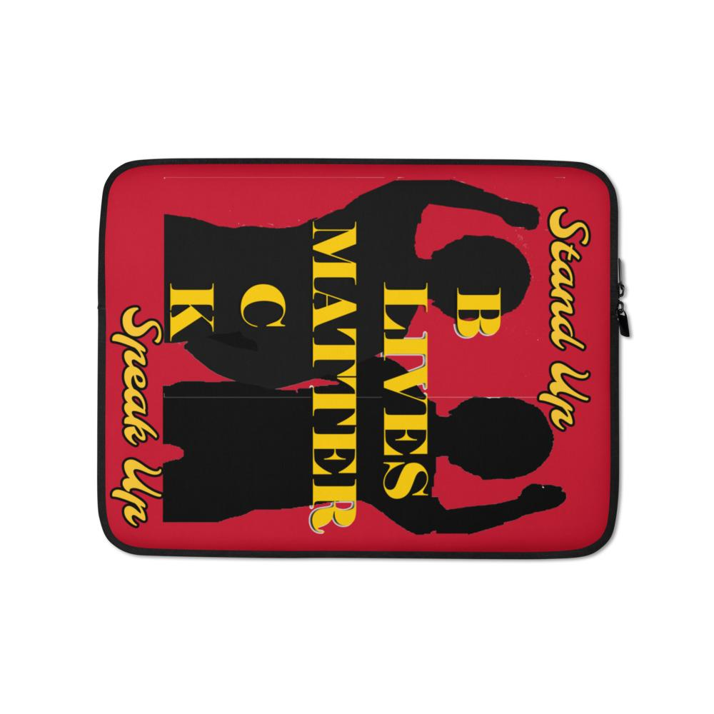 Black Lives Matter Laptop Sleeve - Shannon Alicia LLC