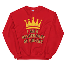 Load image into Gallery viewer, Queen Unisex Sweatshirt