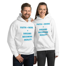 Load image into Gallery viewer, Faith + Work Unisex Hoodie