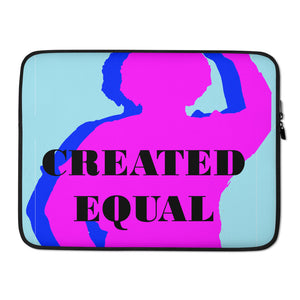 Created Equal Laptop Sleeve