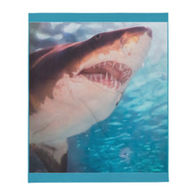 Load image into Gallery viewer, Shark Throw Blanket