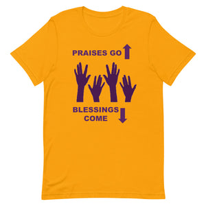 Praises Up Short-Sleeve Unisex T-Shirt