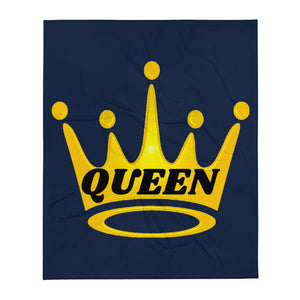 Queen Throw Blanket