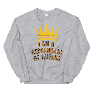 Queen Unisex Sweatshirt
