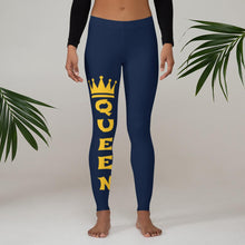 Load image into Gallery viewer, Queen Leggings - Shannon Alicia LLC