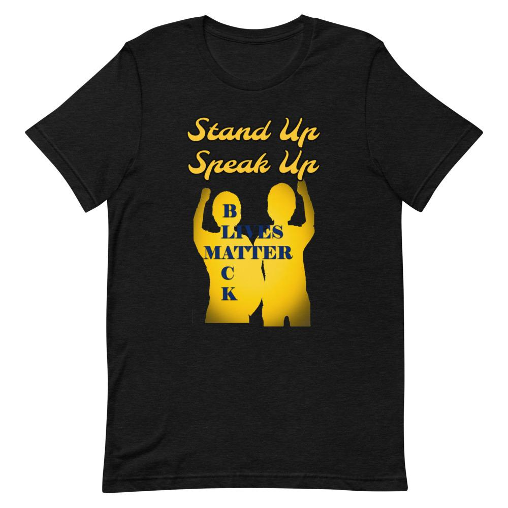 Black Lives Matter Short-Sleeve Unisex T-Shirt - Shannon Alicia LLC