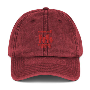Praises Up Vintage Cotton Twill Cap