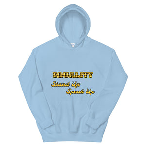Equality Unisex Hoodie