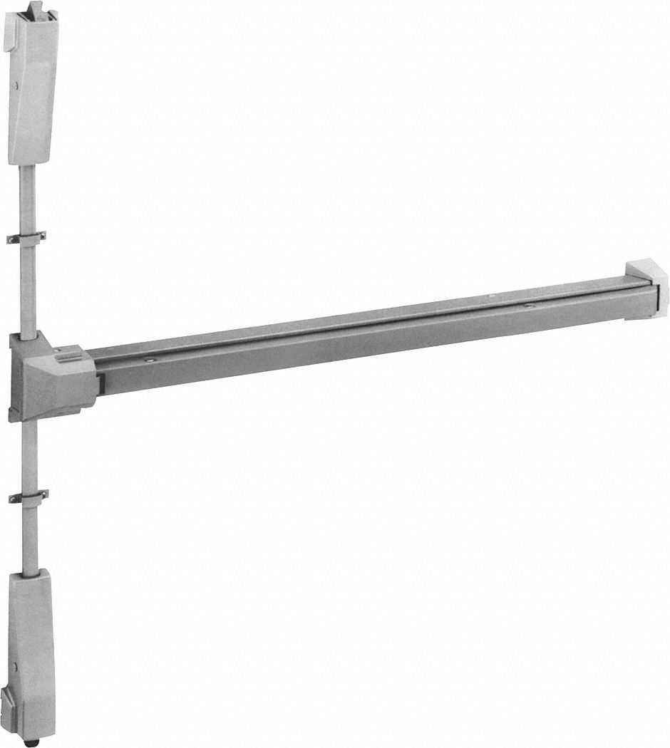 CORBIN ED8400 x LHR x 689 Surface Vertical Rod,  Exit Device,  Painted,  ED8000,  31 in to 36 in Door Width