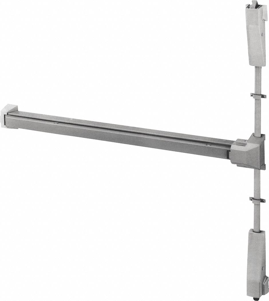 CORBIN ED8400 x RHR x 689 Surface Vertical Rod,  Exit Device,  Painted,  ED8000,  31 in to 36 in Door Width