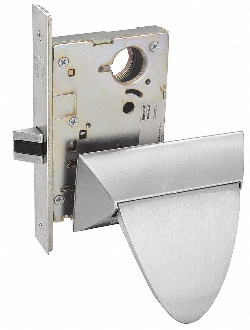 SARGENT SG-8204ALP-32D LHR Mortise Lock, Push/Pull, Privacy