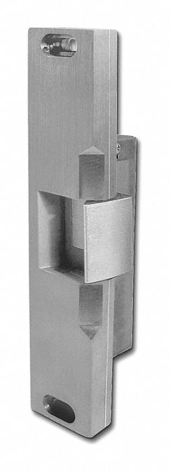 HES 310-4 F 12D 630 Heavy-Duty Electric Strike with 1,500 lb Pull Force and Stainless Steel Finish