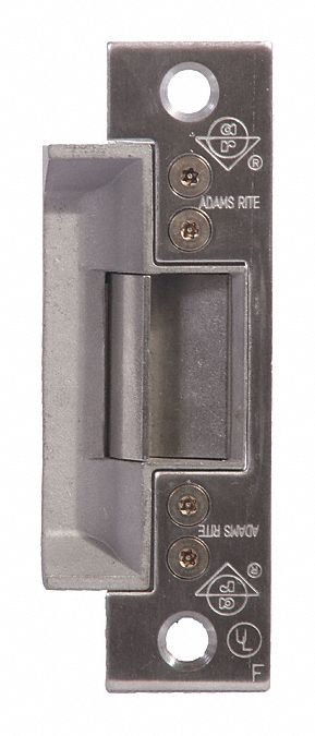 ADAMS RITE 7240 510630 Heavy-Duty Electric Strike and Stainless Steel Finish