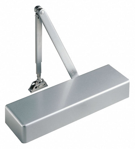 NORTON DOOR CLOSERS 7500 689 Manual Hydraulic Norton 7500-Series Door Closer, Heavy Duty Interior and Exterior, Aluminum