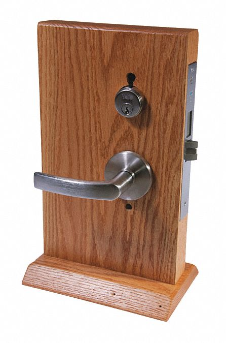 YALE MOR8805FL 626 Yale Store Room Mortise,  Mechanical,  Mortise