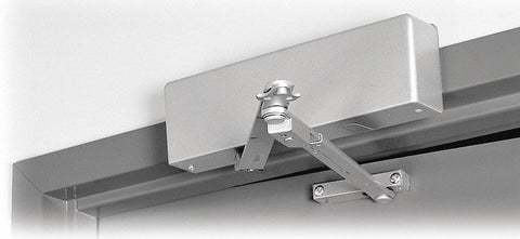 NORTON DOOR CLOSERS UNIJ7500 218-314 689 Manual Hydraulic Norton 7500-Series Door Closer, Heavy Duty Interior and Exterior, Aluminum