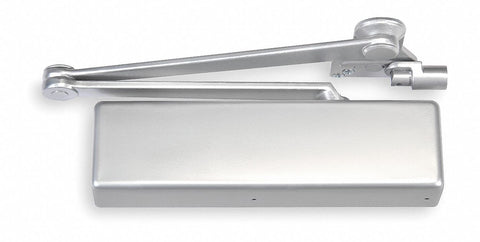 NORTON DOOR CLOSERS CLP7570 X 689 X LH Manual Hydraulic Norton 7500-Series Security Door Closer, Heavy Duty Interior and Exterior, Aluminum