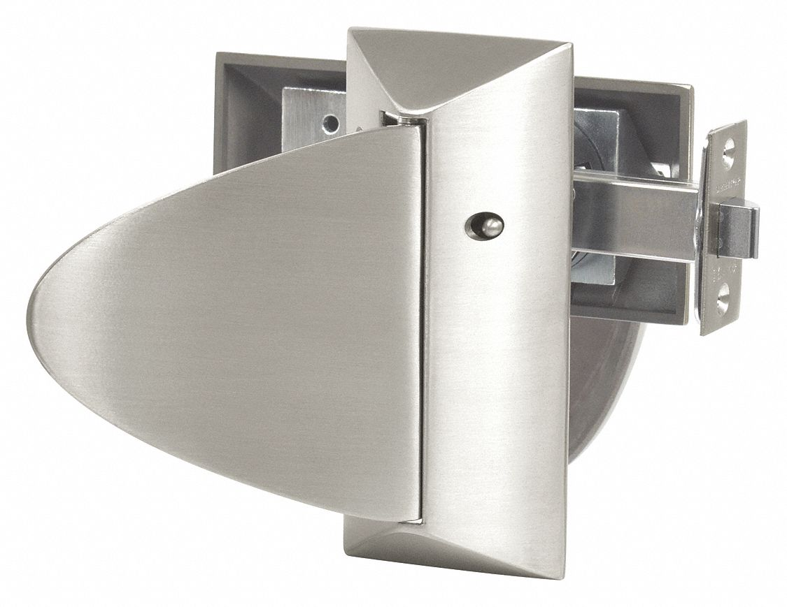 SARGENT 28-HPU65 ALP 32D RH Tubular Lock,  Grade 1,  Interior and Exterior Trim for Exit Device