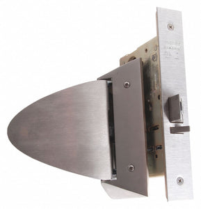 SARGENT LC-8204 ALP 32D Storeroom or Closet Lock Function,  Grade 1,  Interior and Exterior Trim for Exit Device