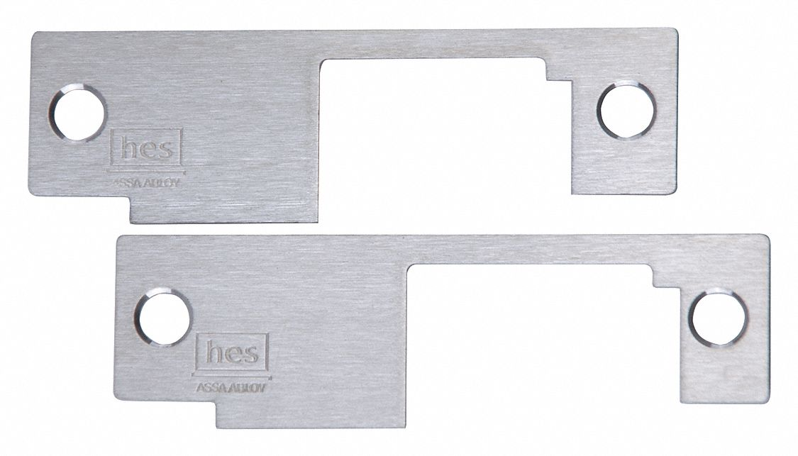 HES 851M 630 Electric Strike Faceplate, ANSI 630