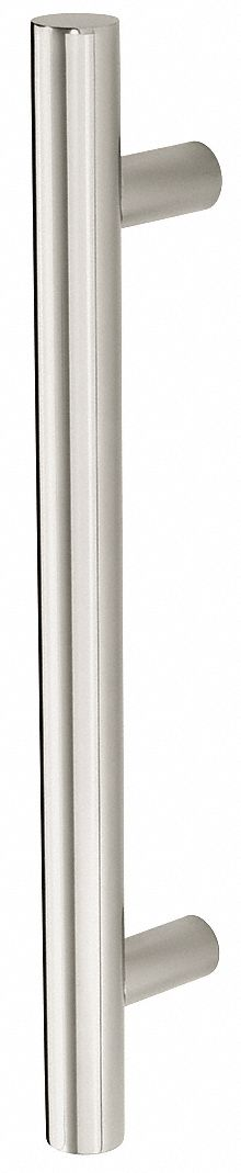 ROCKWOOD RM3301BTB6072.32D Door Pull,  Stainless Steel,  Thru-Bolt