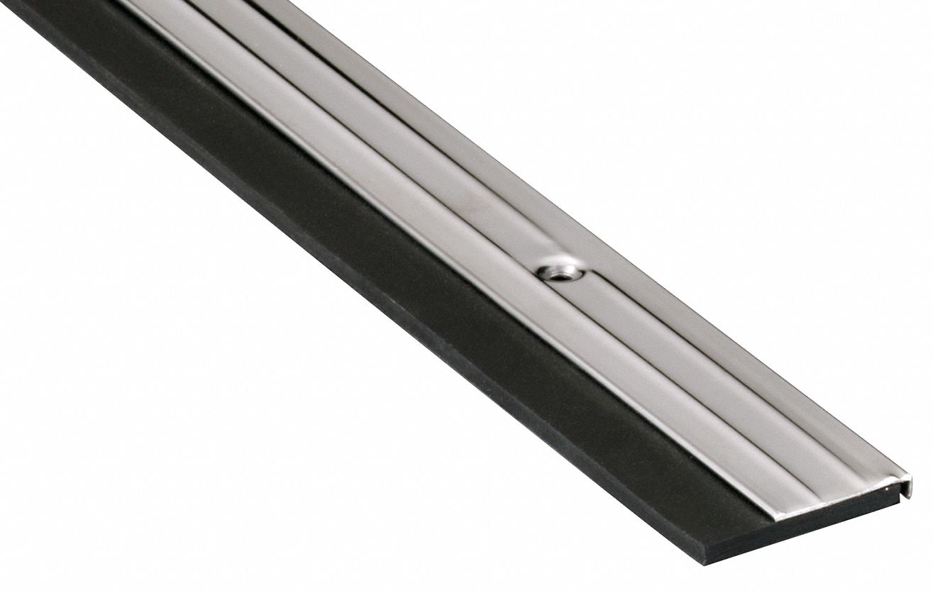 PEMKO 321SSN36 Door Bottom, 5/32 x 36 In, Stainless Steel
