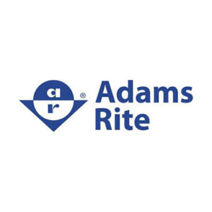 ADAMS RITE 8802-42 Rim Starwheel Bolt,  Exit Device,  Dark Bronze,  8800,  42 in Door Width