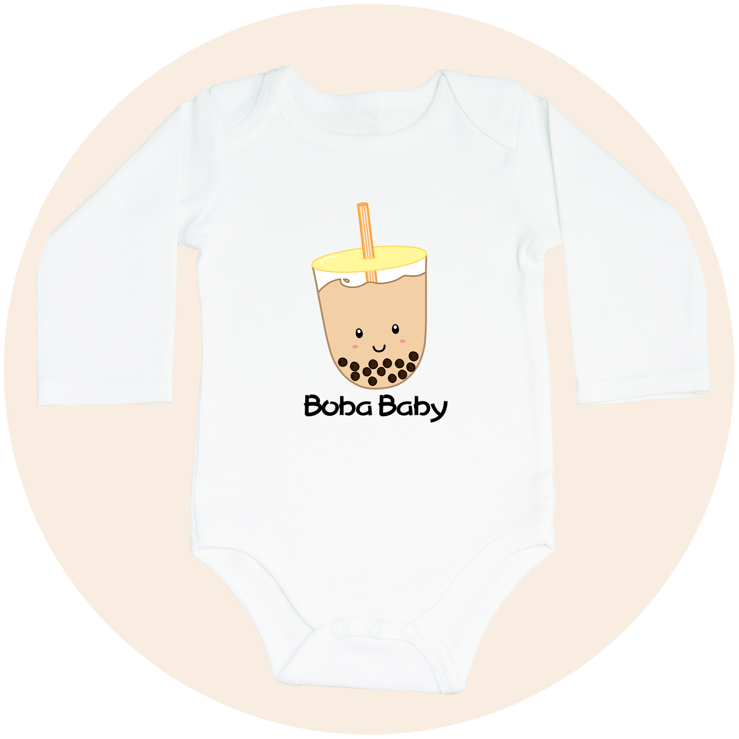 Boba Baby - Long Sleeve