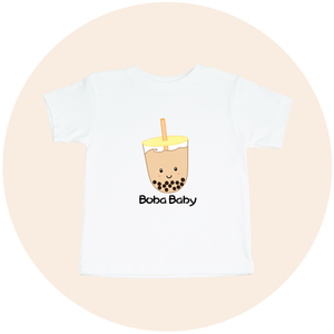 Boba Baby - Toddler Tee