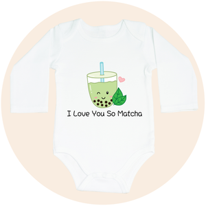 I Love You So Matcha - Long Sleeve