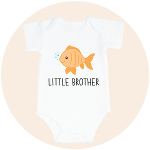 Little Brother Goldfish